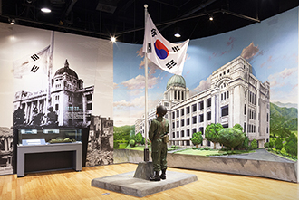 The Korea War Room I